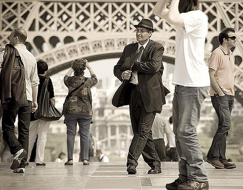 Trocadéro scene # 10