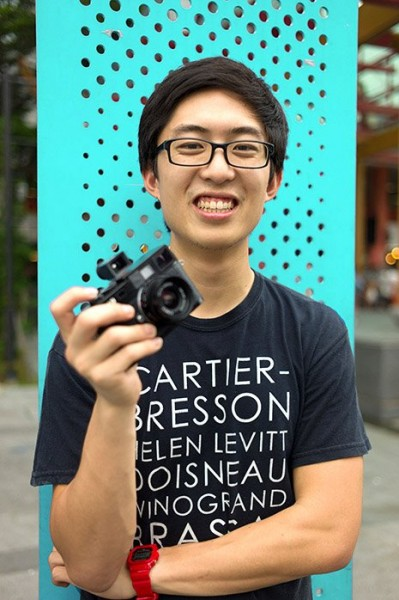 Image: Street Photographer Eric Kim