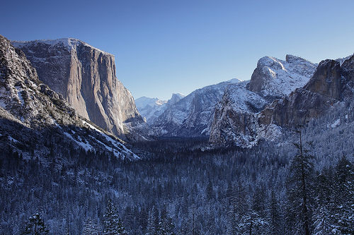 Yet another Yosemite view...