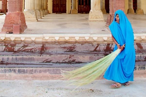1. The Look - Amber, India - Copyright 2011 Ralph Velasco
