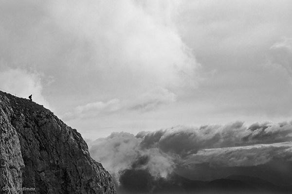 27 Black and White Landscape Images