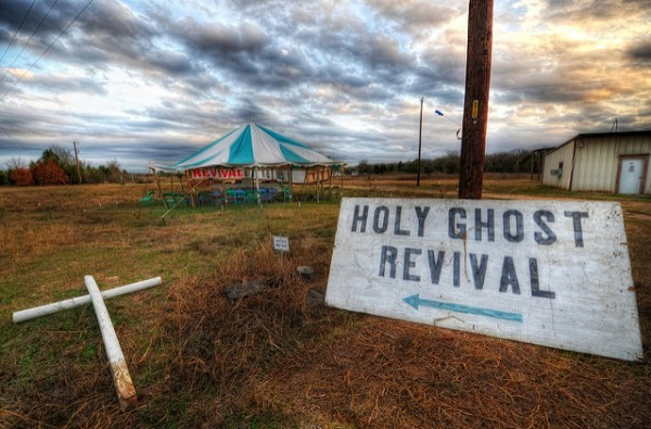 This Way to the Holy Ghost Revival