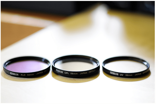 for Canon EF 50mm f//1.4 USM CPL 58mm Circular Polarizer Multicoated Glass Filter Microfiber Cleaning Cloth