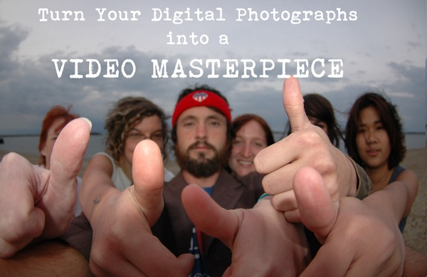 How To Create A Video Masterpiece With Your Photos (& Get 100,000 Youtube Views)