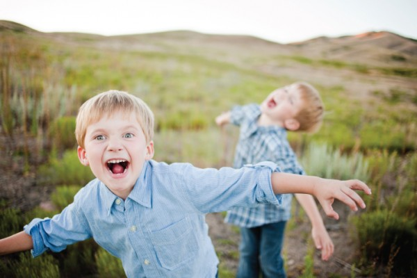 Cut the Cheese: 5 Tips for Photographing Kids