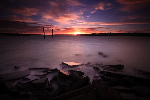 How To Use A Stop ND Filter To Take Long Exposure Sunset Images - 24 times long exposure photography resulted in something magical