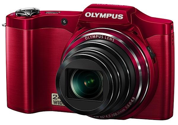 Olympus SZ-14 Review