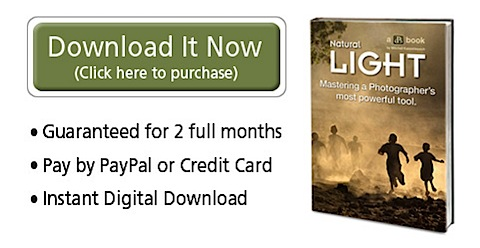 Grab Our Natural Light eBook for Just $9 [55% Off] Today Only