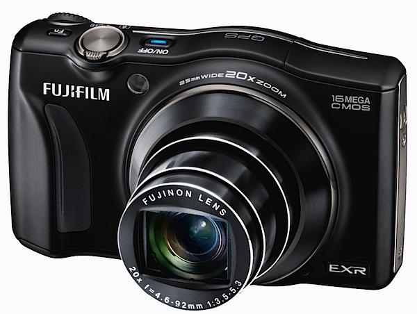 Fujifilm F770EXR Review