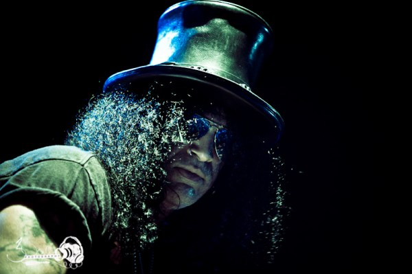 Image: Slash – Le Zenith — Paris