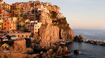 Manarola Sunset 1