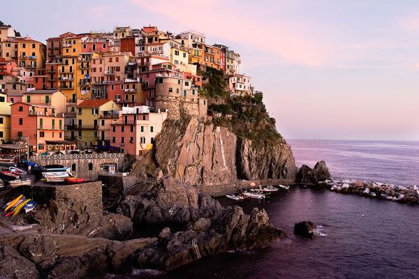 Manarola Sunset 2