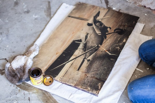 how to transfer prints to wood an awesome photography diy project