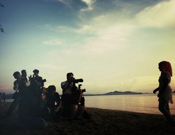 Spylens Studio Photography Workshops | Kota Kinabalu Sabah | iPhoneography