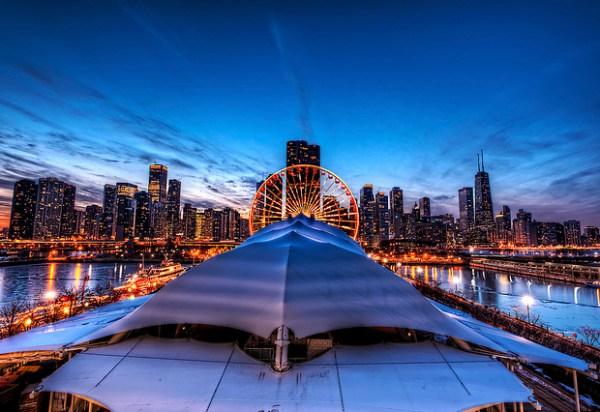 My love, Chicago!