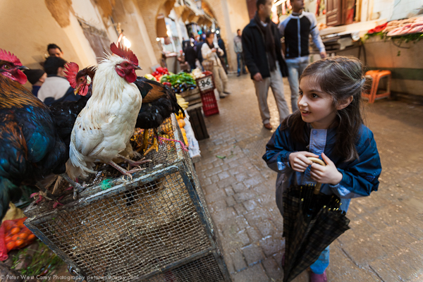 Image: Inside the Souq, Morocco