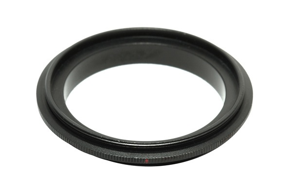 how does a lens work when reverse mounted?