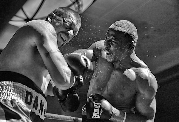 How To Photograph Boxing