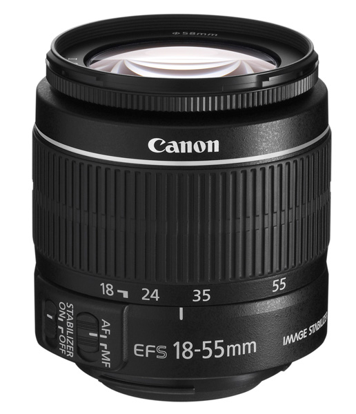 Kit lens better than you think 18-55mm