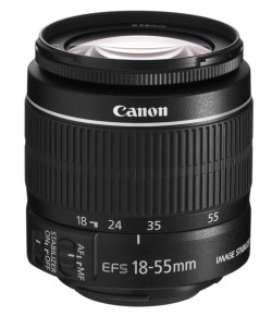 Объектив Canon EF-S 18-55мм