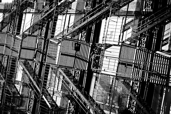 Escher Fire Escape