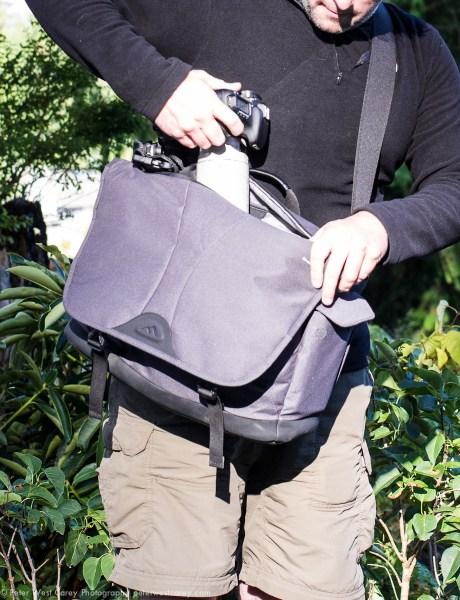 Brenthaven BX2 Messenger Bag [REVIEW]