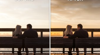 How to Create a Subtle Faux-HDR Effect Directly in Lightroom 4 With a Single Image