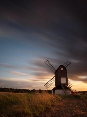 Long Exposure Photography Sunset