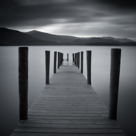 Long Exposure Photography - Lakes