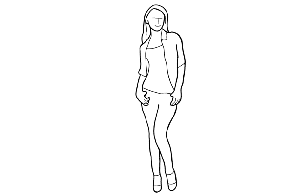 Posing Guide: 21 Sample Poses to Get You Started with Photographing Women – Part II