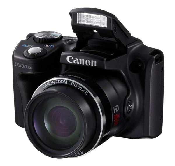 Canon Powershot SX500 IS 1