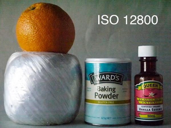 Panasonic DMC GF5 ISO 12800