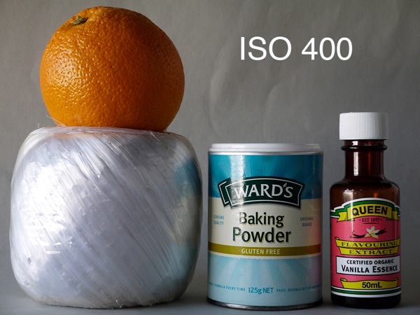 Panasonic DMC GF5 ISO 400