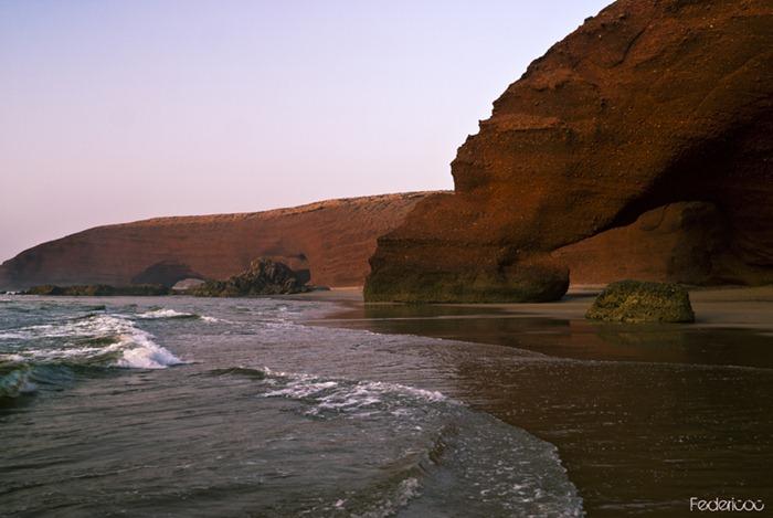 Legzira beach - Morocco