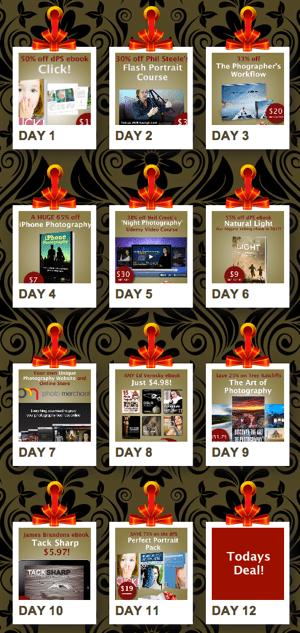20 prizes in 20 days