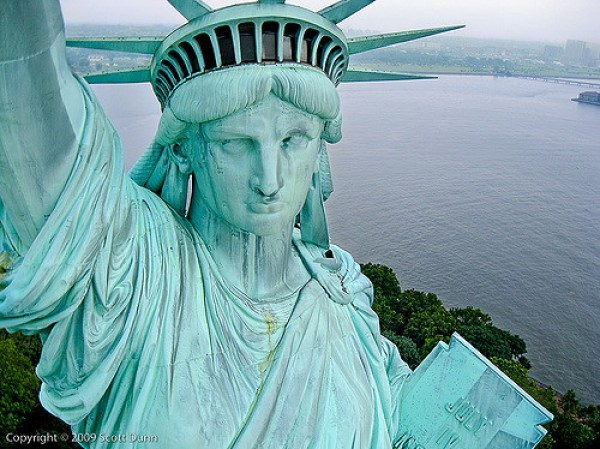 Statue of Liberty 2009