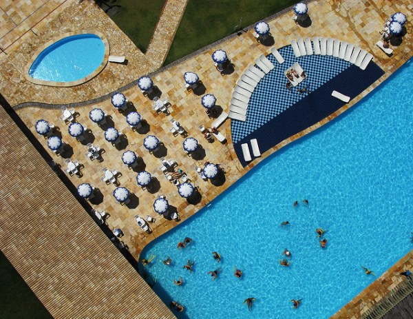 KAP of a hotel pool in Beberibe, CE, Brazil - 03