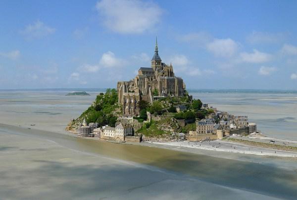 Mont Saint Michel (Manche-FR)