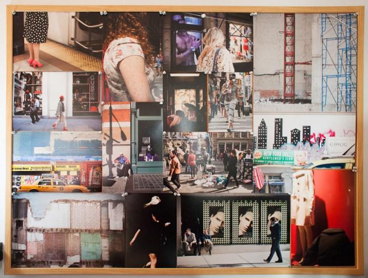 Photography Inspiration Corkboard