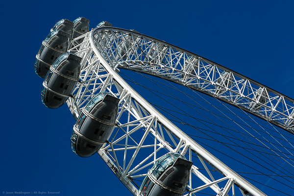 The EDF Energy London Eye