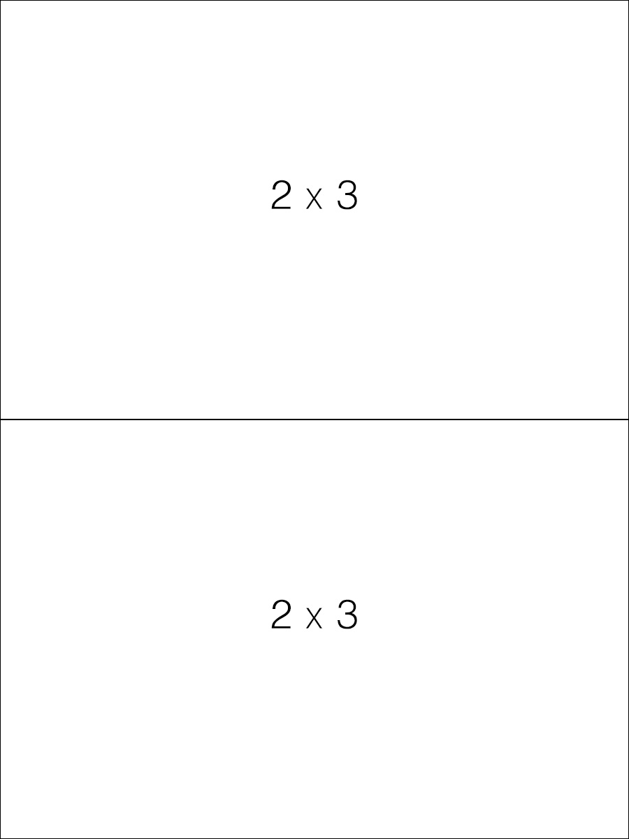 Two 3:2 aspect ratio images placed one above the other.
