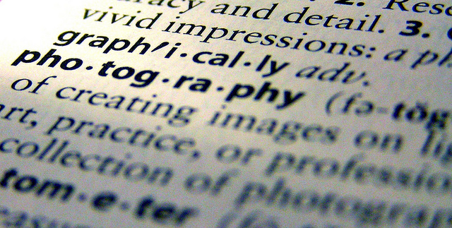 photography terminology a glossary of 71 photographic terms
