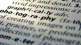 Photography Terminology: A Glossary of 71 Photographic Terms