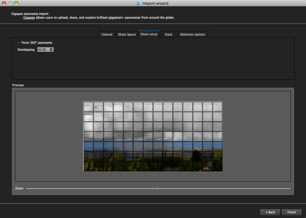 Using AutoPano Giga To Create Panoramas With Gigapan Heads Or Freehand Shooting Grids