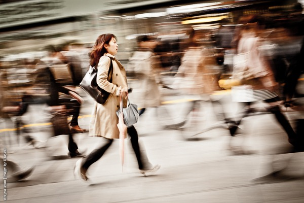 Rush hour rush