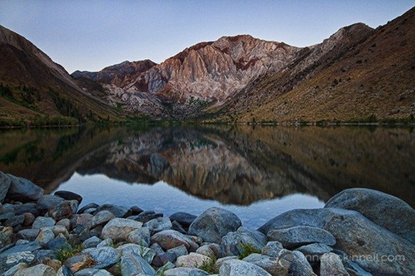 Calm at Convict Lake
