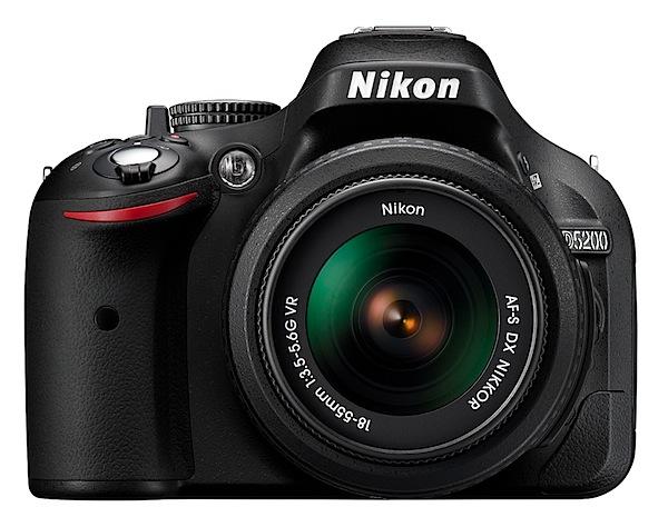 Nikon D5200 Review