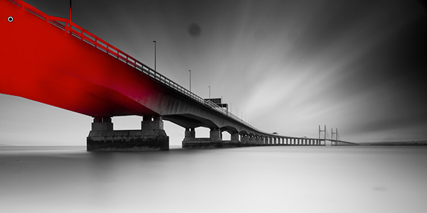 How I shot and edited - second severn crossing - image6