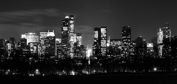 Central Park South.
