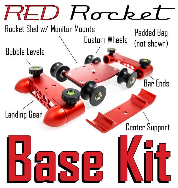 The Rocket Travel Slider
